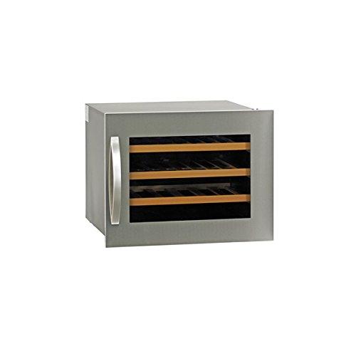 Preisvergleich Produktbild Dometic MaCave S24G - Wein-Kühlschrank zur idealen Wein-Lagerung von 24 - 28 Flaschen, 1-Zonen Wein-Kühler von 5 - 22 °C individuell einstellbar für die perfekte Wein-Temperatur