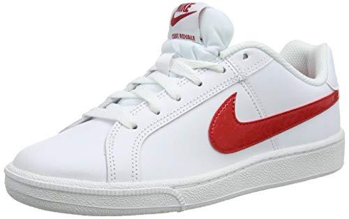Nike Damen Court Royale Tennisschuhe, Weiß (University Red-White 114), 36.5 EU