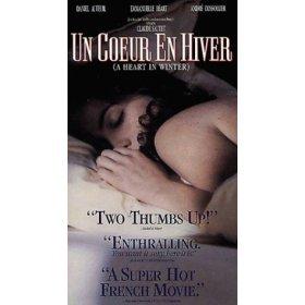 Un Coeur En Hiver (A Heart in Winter) [VHS] [1992]