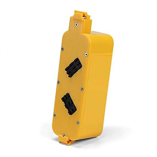 POWERGIANT 14.4 V 3.3 Ah NI-MH Ersatz-Akku Staubsauger Batterie Für iRobot Roomba Serie 400 400 405 410 415 416 418 4000 4100 4105 4110 4130 4150. 1 Jahr Garantie