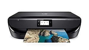 HP ENVY 5030 M2U92B Stampante Multifunzione a Getto di Inchiostro, Stampa, Scannerizza, Fotocopia, Wi-Fi, Wi-Fi Direct, 12 Mesi di Instant Ink Inclusi, Nero