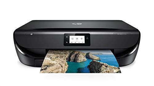 HP ENVY 5030 M2U92B Stampante Multifunzione a Getto di Inchiostro, Stampa, Scannerizza, Fotocopia, Wi-Fi Direct, Compatibile con il Servizio di Instant Ink, Nero