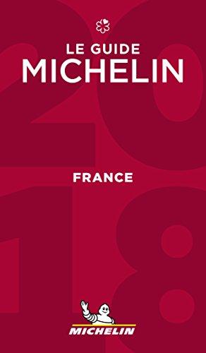 Michelin France 2018: Hotels & Restaurants (MICHELIN Hotelführer)