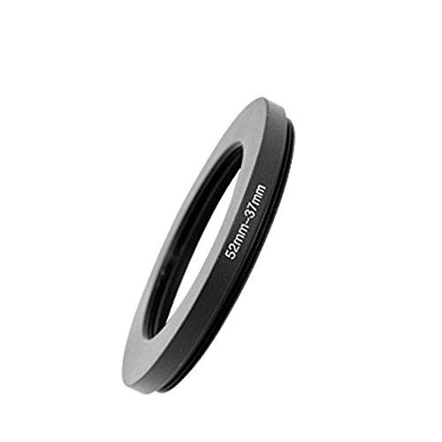52 millimetri-37 millimetri 52 mm a 37 mm nero anello