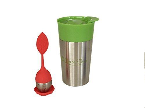tebery Permanent Hundebett Gold Ton Kaffee-Filter passt Mr. Coffee 4Cup Kaffeemaschinen mit Griff (3Pack)