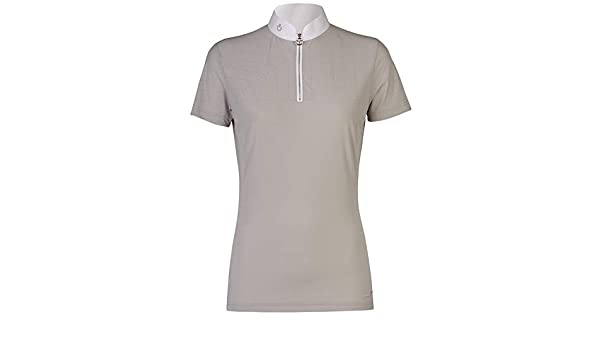 Cavalleria Toscana Polo Tecnica Donna Perforated Sailing Jersey