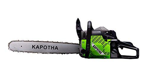 Motosierra Kapotha KCN58 ,arranque facil ,58cc y 3cv de potencia
