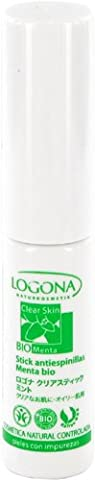 Logona Clear Skin Blemish Stick Sage & Mint [Health and Beauty] (japan import)