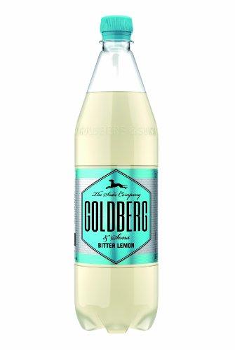 Goldberg Bitter Lemon 12 x 1 Liter