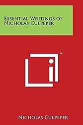 Essential Writings of Nicholas Culpeper