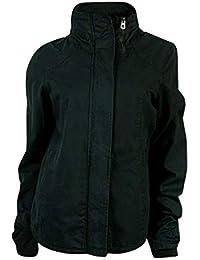 Soul Carl traje de neopreno para mujer chaqueta color negro tamaños 8 10 12 ...