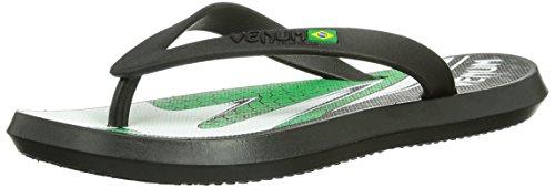 Venum Erwachsene Flip-flops Amazonia 4.0, Green, 39/40
