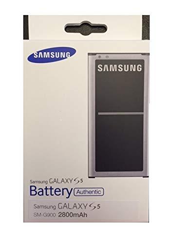 Batteria originale 100% Samsung, per Samsung Galaxy S5, GT-i9600,SM-G900,batteria EB-BG900BBEGWW EB-BG900BBC