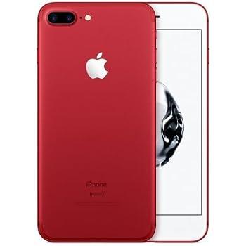 """Apple iPhone 7 Plus Single SIM 4G 128GB Red - Smartphones (14 cm (5.5""""), 128 GB, 12 MP, iOS, 10, Red)"""