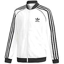 Amazon.es  chaquetas adidas - Blanco e2a3bce385fa4