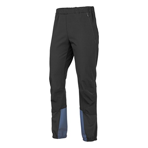 Salewa, sesvenna train dst w, pantalone, donna, nero (black out), 40/34