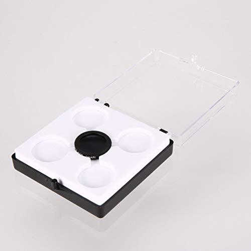 Tellaboull filtro dell'obiettivo del riduttore della luce portatile registrabile protegge la macchina fotografica della copertura ND4 HD per l'obiettivo della macchina fotografica del fuco di Parrot