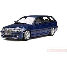 NEW OTTOMOBILE OT251 BMW 330 (E46) Touring M Pack Mystic Blue 1:18