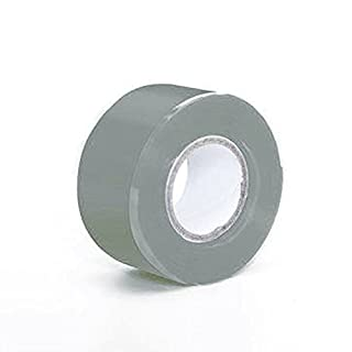 GEZICHTA Silicone Waterproof Repair Insulation Tape, Multi-functional Silicone Self Amalgamating Tape For Gardening, Repairing, Building(grey)