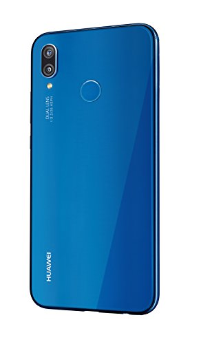 Huawei P20 Lite - Smartphone DE 5 8   Octa-Core Cortex A53  RAM de 4 GB  Memoria DE 64 GB  C  mara DE 16 MP  Android 8 0 Oreo  Color Negro