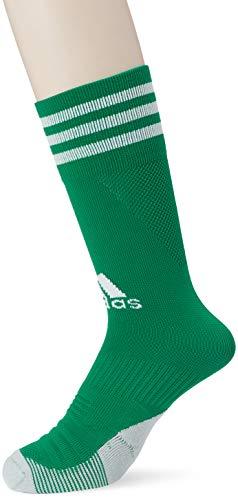 adidas Kinder Adi Sock 18 Fußballsocken, Bold Green/White, 31-33