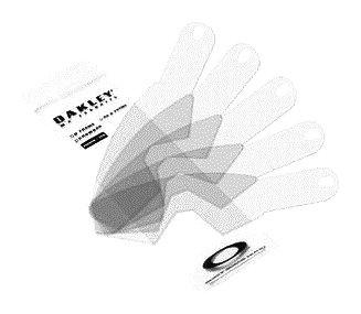 Preisvergleich Produktbild Oakley Proven MX Tearoffs Powerstrips für Schutzbrille