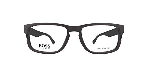 BOSS ORANGE Hugo Boss0917-1Xf-55 Herren Brillengestelle, Schwarz, 55