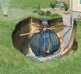 Carat 13000 L Garten-Komfort - Graf Erdtank-Paket befahrbar