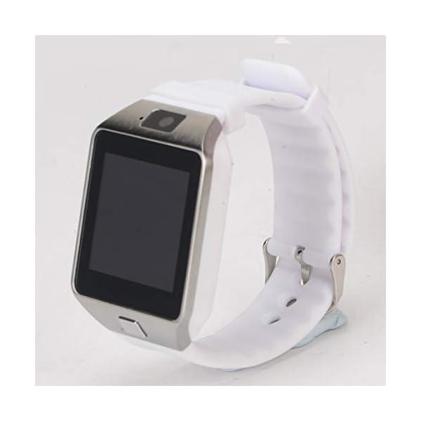 Zinniaya Smart Watch Dz09 Gold Silver Smartwatch Relojes para iOS para Android Sim Card Camera Camera Watch 3