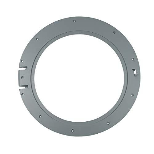 Bosch Siemens 705445 00705445 ORIGINAL Türring Türinnenrahmen Innenring Bullaugenrahmen innen grau Waschmaschine Frontlader Waschvollautomat auch Neff Balay Constructa (Innenring)