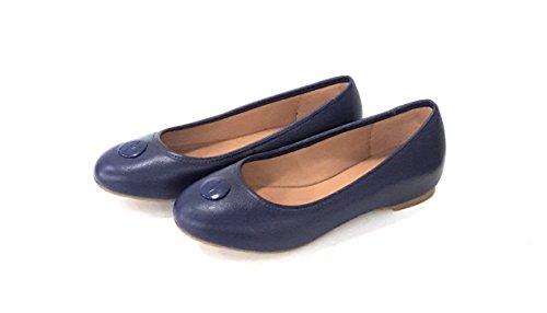 Armani , Damen Ballerinas Blau blau, Blau - blau - Größe: 40 (Ballerina Armani)