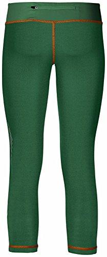 erima Damen Green Concept 3/4 Tights Evergreen