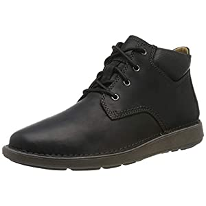 Clarks Men's Ankle Boots Black Size: 9 UK