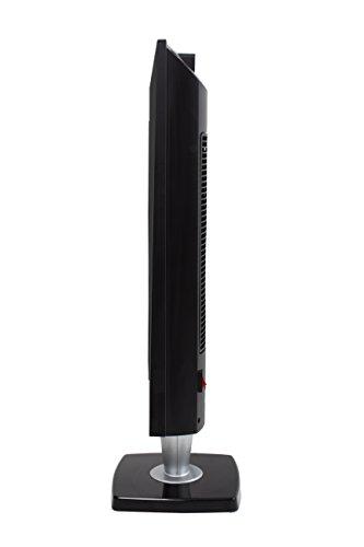SUNTEC PTC-Heizlüfter Heat Tower PTC Design 2000 OSC [Für Räume bis 35 m³ (~15 m²), 3 Heizstufen + 2 Leistungsstufen, Oszillation, Timer + Fernbedienung, 2000 Watt] - 5