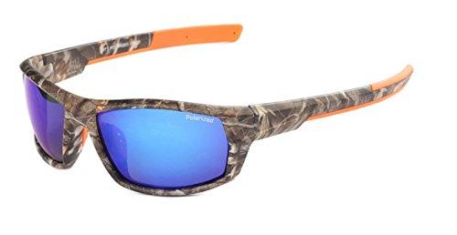 Polarized Camouflage Frame Outdoor Sport Polarized Sunglasses Men Brand Designer Male Driving/Fishing Glasses