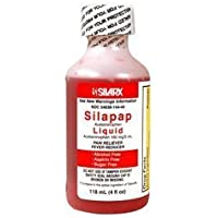 SILAPAP ELIXIR CHILD U/B *SIL Size: 4 OZ by SILARX PHARMACEUTICALS preisvergleich bei billige-tabletten.eu