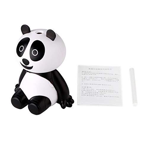 Prima05Sally USB Kleintier Panda Form Luftreiniger Home Office Luftbefeuchter Ätherisches Öl Diffusor Luftbefeuchter Elektrische Nebelmaschine
