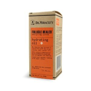 Dr. Miracle's Follicle Healer Hydrating Oil (Pack of 3)