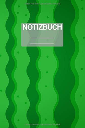 Notizbuch A5 Muster Wassermelone Schale: • 111 Seiten  • EXTRA Kalender 2020 •  Einzigartig •  Liniert •  Linie •  Linien  • Geschenk • Geschenkidee