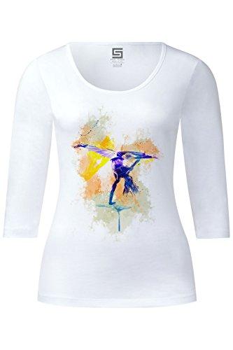 capoeira-ladies-3-4-arm-designer-shirt-sleeve-stretch-tee-long-sleeve