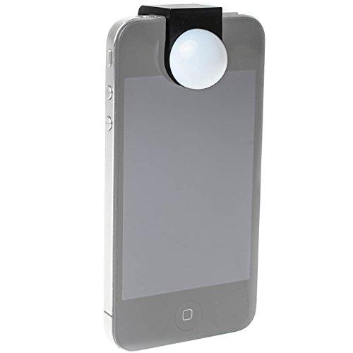 Extrasensory Devices Luxi for All Kalottendiffusor als Belichtungsmesser für Smartphones und Tablets mit iOS oder Android mit Lichtmessung und Spotmessung...