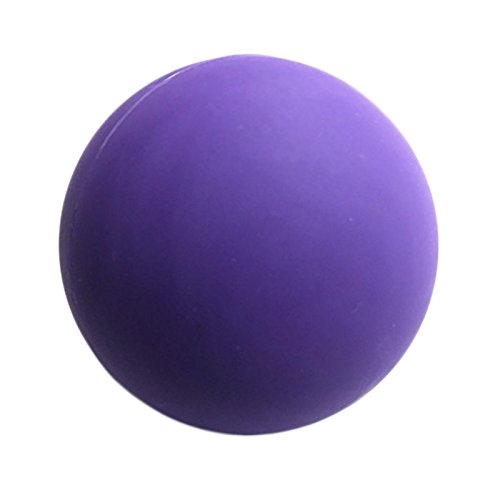Gymnastikball, Yoga Ball, Balance Ball, Fitness ball-for myofaszialer Release Muskelentspannung Acupoint Massage Yoga Massage Silikon ball-deep Tissue Massage Werkzeug
