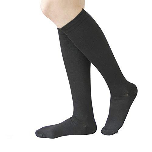 JAZ6 Socken Herren und Damen 3 Paar Neue Socken Unisex-KompressionssockenKrampfadern halbeKniestützeelastischerDruckzyklusOutdoor-Sportsocken -