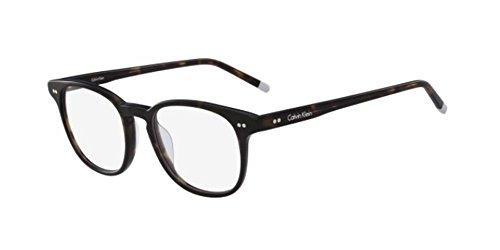 Calvin klein ck5960 214 51, occhiali da sole unisex-adulto, (marron tortoise)