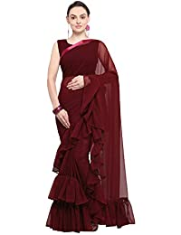 Womanista Saree with Blouse Piece