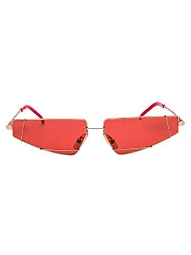 Fendi Luxury Fashion Damen FFM0054SY11U1 Rot Sonnenbrille   Herbst Winter 19
