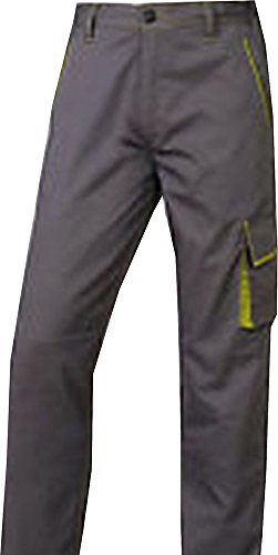 Nuova Mens Panoply Mach 6 Panostyle Pantaloni da uomo Workwear multiuso Bottom Grey/Green X-Large