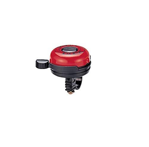 Cateye PB-200 Comet Bell Fahrradklingel (Rouge)