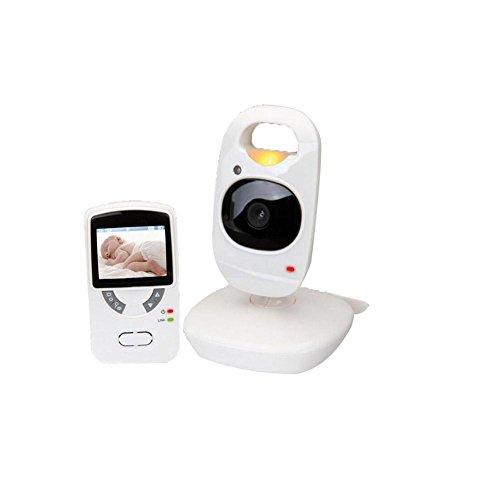 2.4 Farb-LCD-Display Mit Pan-Neigung Zoom On Night Vision Voice Aktivierung Bewegung Und Sound Baby Monitor , A