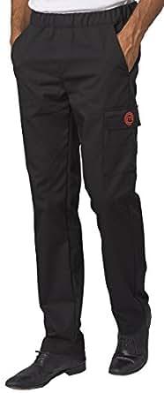 Pantalone Cuoco Masterchef Siggi XL